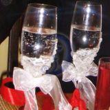 Vestuvines taurės