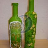 Buteliai-vazos