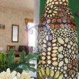 originali vaza gėlėms