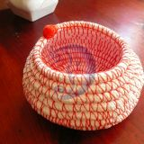 Indai panaudota poliamidinė virvė, suner