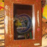 Karališkas veidrodis :)