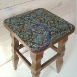Dekoruota kėdė