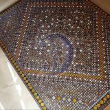 Mozaika dekoruotas stalviršis