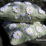 Ramunių pagalvėlės