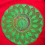 žalia servietėlė