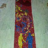 dekoruota servietele