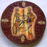 Laikrodis Afrikietės (2)