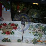 Arbatos dėžutės