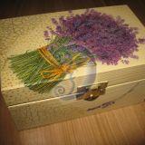 Dėžutė LEVANDOS