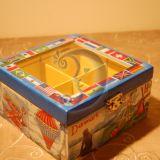 Dėžutė kelioniniams niekniekiams