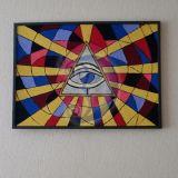 """Paveikslas""""Trečioji akis"""""""