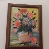 geles vazoje