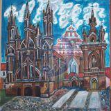 Onos ir Bernardinų bažnyčių ansamblis