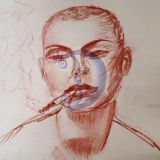 Tank Girl sketch