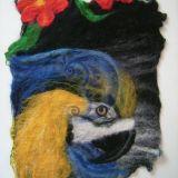 paveikslas Papuga