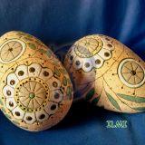 šamotiniai kiaušiniai