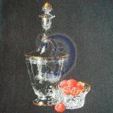 Grafinas su vaza