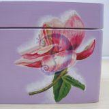 Dėžė (violetinė)