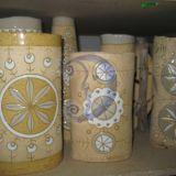 samotines vazos
