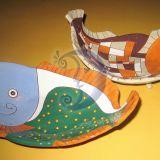 lėkštė-žuvis