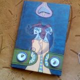 Abstraktus piešinys.dvyniai