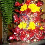 lele su saldainiais