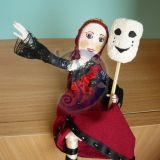Lėlytė mėgstanti dramą ir Šekspyrą