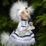 Balta katytė