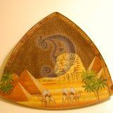 Egiptietiška lėkštė