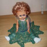 Suknelė lėlėi
