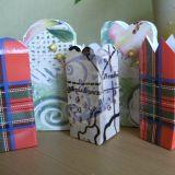 Mini popieriniai dovanu maiseliai