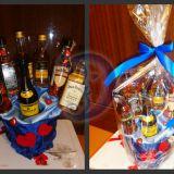 mini buteliukų dovana