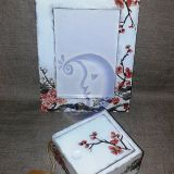 Foto rėmelis su dėžute