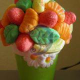 mini saldainiu vazonelis