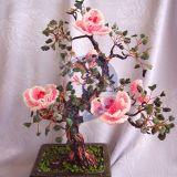 nefritas magnolija