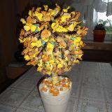 Saldainiu medis (tinka ir diabetikams)