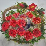 Rožės pusnyse