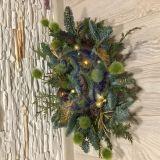 Kalėdinė ikebana