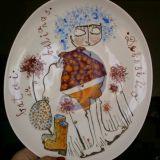 lėkštelė (porcelianas) nr3