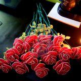 15 rožių
