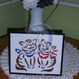 Du mieli kačiukai