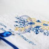 Siuvinėti rankšluosčiai krikštynoms