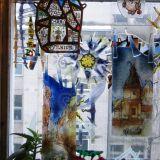 stiklo dirbiniai