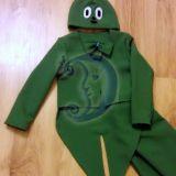 Žiogo, vabalo vaikiškas kostiumas