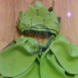 Kopūsto karnavalinis kostiumas