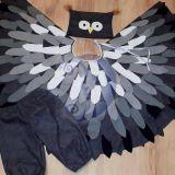 Pelėdžiuko, pelėdos kostiumas
