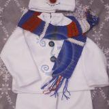 sniego senis, besmegenis