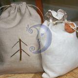 Lininiai dovanų maišeliai