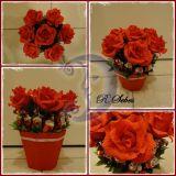 Saldaininių Gėlių Vazonas