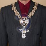 Kaklo papuošalas -medalis